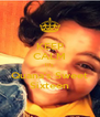 KEEP CALM It's Quana's Sweet Sixteen - Personalised Poster A4 size
