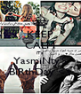KEEP CALM iTs YasmiNty'S BiRthDay <3 - Personalised Poster A4 size
