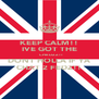 KEEP CALM!! IVE GOT THE    CHEDZZ!! DONT HOLLA IF YA CHAT 2 FEDZ!! - Personalised Poster A4 size