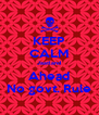 KEEP CALM Jaatland Ahead No govt. Rule - Personalised Poster A4 size