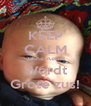 KEEP CALM Janne Aerns Wordt Grote zus! - Personalised Poster A4 size