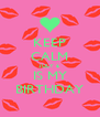 KEEP CALM JULY 6 IS MY BIRTHDAY - Personalised Poster A4 size
