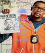 KEEP CALM KD#35 For MVP - Personalised Poster A4 size