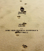 KEEP CALM KILL AND  HIDE BIANCA ZAMFIRA'S BODY WELL - Personalised Poster A4 size