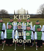 KEEP CALM Love Jake Moon - Personalised Poster A4 size