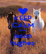KEEP CALM love jason hughes - Personalised Poster A4 size