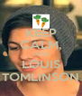 KEEP CALM, LOVE LOUIS TOMLINSON - Personalised Poster A4 size