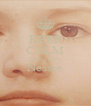 KEEP CALM Luke Love's Nessie  - Personalised Poster A4 size