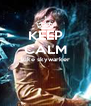 KEEP CALM luke skywarker   - Personalised Poster A4 size