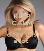 KEEP CALM marquis does this a lot  - Personalised Poster A4 size