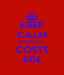 KEEP CALM MASERATI COSTS 50£ - Personalised Poster A4 size