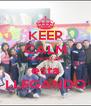 KEEP CALM MENDOZA esta LLEGANDO - Personalised Poster A4 size