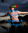 KEEP CALM  Michel Teló  Hungary & Portugal - Personalised Poster A4 size