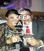 KEEP CALM MISSING 3 DAYS - Personalised Poster A4 size
