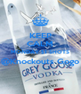 KEEP CALM MONDAY $1 SHOTS @Knockouts Gogo  - Personalised Poster A4 size