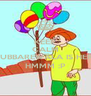 KEEP CALM N cALL GUBBAREWALA IS HERE HMMM :P - Personalised Poster A4 size