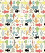 KEEP CALM NERD AT WORK DO NOT DISTURB - Personalised Poster A4 size