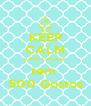 KEEP CALM o Bolo D'Açucar tem  500 Gostos - Personalised Poster A4 size
