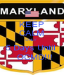 KEEP CALM ONLY  5 Days Until     OCMD!!!  - Personalised Poster A4 size