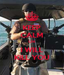 KEEP CALM OR I WILL KILL YOU - Personalised Poster A4 size