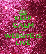 KEEP CALM OUR WEBSITE IS LIVE - Personalised Poster A4 size