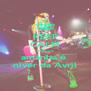 KEEP CALM porque amanha é  niver da Avril - Personalised Poster A4 size