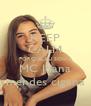 KEEP CALM PORQUE EU SOU A MC Joana mendes cigana - Personalised Poster A4 size