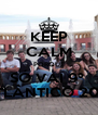 KEEP CALM PORQUE SÓ VAI 9º  ATLÂNTICO 2013 - Personalised Poster A4 size
