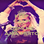 KEEP CALM QUE A  DEMI ME AMA MUITO - Personalised Poster A4 size