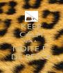 KEEP CALM QUE A  NOITE É  DE PESCA - Personalised Poster A4 size