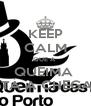 KEEP CALM QUE A  QUEIMA  ESTÁ A CHEGAR! - Personalised Poster A4 size