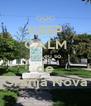 KEEP CALM que eu so de Granja Nova - Personalised Poster A4 size