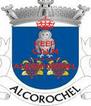 KEEP CALM que eu sou de ALCOROCHEL  - Personalised Poster A4 size