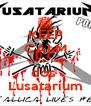 KEEP CALM que eu sou  dos  Lusatarium - Personalised Poster A4 size