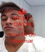KEEP CALM que eu  sou fã do Neymar - Personalised Poster A4 size