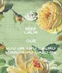 KEEP CALM QUE SOU UM TIPO CALMO SENAO TIPO CALO-ME - Personalised Poster A4 size