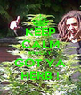 KEEP CALM REECEY GOT YA HERB ! - Personalised Poster A4 size