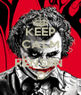 KEEP CALM  RENSEN  :D - Personalised Poster A4 size