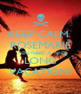 KEEP CALM  ROSEMARIE   YOU NEED A  NICE LONG VACATION! - Personalised Poster A4 size