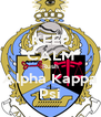 KEEP CALM Rush Alpha Kappa Psi - Personalised Poster A4 size