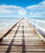 KEEP CALM SEPTIAN W N JODOHMU DITANGAN TUHAN :) - Personalised Poster A4 size