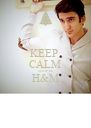 KEEP  CALM SHOP on H&M  - Personalised Poster A4 size