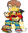 KEEP CALM SKYNERD MEETING LOADING - Personalised Poster A4 size
