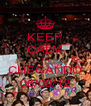 KEEP CALM TÁ CHEGANDO 06/09/12 - Personalised Poster A4 size