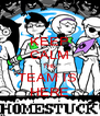 KEEP CALM THE TEAM IS  HERE - Personalised Poster A4 size