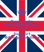 Keep Calm @theAdityalogics always Support @AnugrahAditya - Personalised Poster A4 size