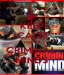 KEEP CALM TODAY CRIMINAL MINDS - Personalised Poster A4 size