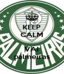 KEEP CALM  VAI palmeiras - Personalised Poster A4 size