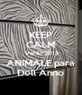 KEEP CALM  Verão 2013 ANIMALE para Dell Anno - Personalised Poster A4 size