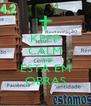 KEEP CALM VOCE  ESTA EM  OBRAS - Personalised Poster A4 size